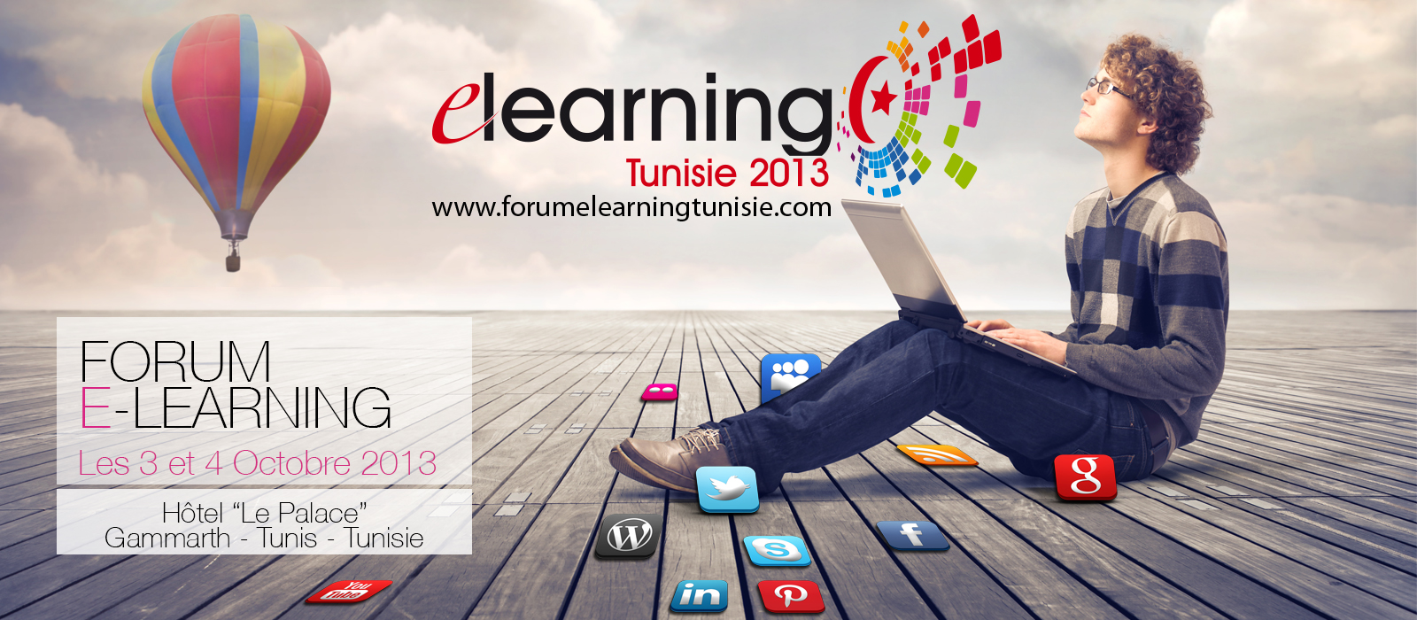 Forum E-learning 2013 Tunisie